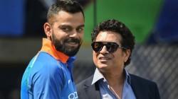 Virat Kohli Requested To Fans Vote For Sachin Tendulkar In Laureus Sporting Award