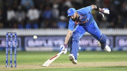 Virat Kohli Clean Bowled In Third Odi Against New Zealand