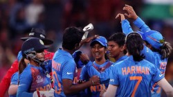 India England Womens T20 World Cup Semi Final Match Abandoned Due To Rain