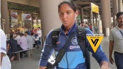 Indian Womens Team Find No Welcome After Returning From T20 World Cup