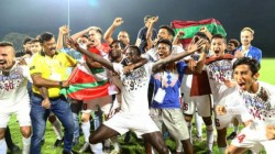 Mohun Bagan Wins I League Football Title For Second Time