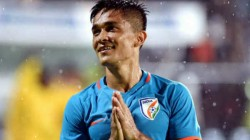Sunil Chhetri Reveals One Sport He Can Beat Both Ronaldo And Messi