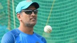 Dhoni Unlikely Part Of Indian Team In T20 World Cup Says Gavaskar