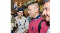 Captain Ms Dhoni Joins Csk Ahead Of Ipl S New Seaosn