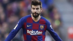 Gerard Pique Not Happy With Real Madrid Performance