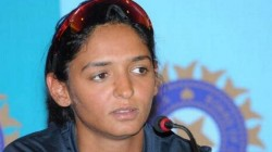 Indian Captain Harmanpreet Blames Dropped Catches For Loss In World Cup Final