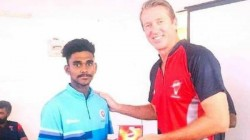 Kerala Under 19 Cricket Player Died In Bike Accident