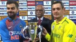 India South Africa Upcoming Three Match Odi Series Statistics