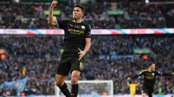 Manchester City Beat Aston Villa Won Carabao Cup