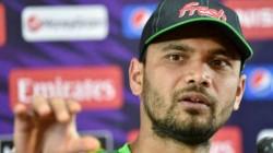 Bangladesh Cricketer Mashrafe Mortaza Takes Up Responsibility Of 300 Families In Country