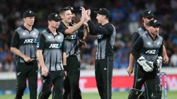 New Zealand Announced Squad For Australia Odis