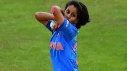 Women S T20 World Cup Poonam Yadav In Team Of The Tournament