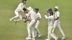 Ranji Trophy Gujarat Face Batting Collapse Against Saurashtra