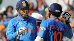 Sehwag Hilariously Complains About Sachin After He Chose To Bowl Again