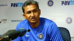 Bcb Try To Appoint Sanjay Bangar For Test Batting Consultant