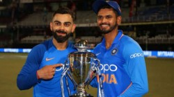 Shreyas Iyer Not Rohit Will Replace Kohli As India S Next Captain