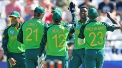 South Africa Squad Announced For Odi Series Against India