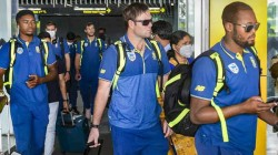 South African Cricket Team Returned From India Tested Negative For Covid