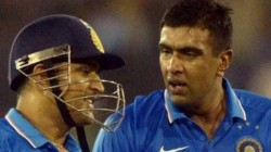 Ashwin Reveals How Dhoni S Advice Helped Him To Dismiss Trott In Champions Trophy Final