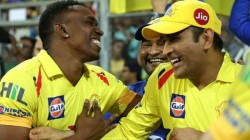 Csk Allrounder Bravo Shares Teaser Of His Song Dedicated To Ms Dhoni