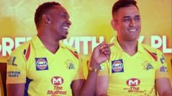 Windies Allrounder Bravo Recalls How Dhoni Challenged Him During Ipl