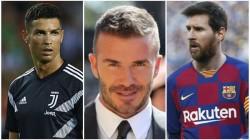 Messi Better Than Ronaldo David Beckham