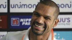 Indian Opener Dhawan Names Toughest Bowler He Faced In Career