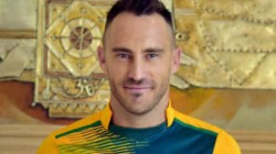 Faf Du Plessis Praises Ms Dhoni Picks His Best Innings In Ipl