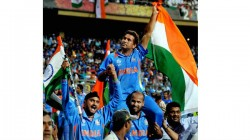 Dhoni Lead Indian Team To Odi World Cup Win On This Day