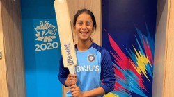 Indian Women Cricketer Jemimah Rodrigues Wants To Play Under Dhoni
