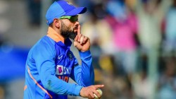 Indian Captain Kohli Reveals Names Of Player He Will Never Sledge In Career