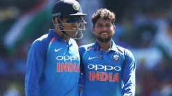 Did Nt Miss Childhood Coach Because Of Dhoni Says Indian Spinner Kuldeep Yadav
