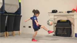 Young Messi Fan Football Skill Videos Goes Viral