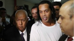 Ronaldinho Released From Prison On House Arrest