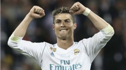 Ronaldo On Track To Become Footballs First 100 Million Pound