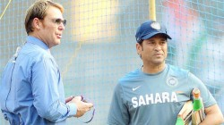 Sachin Played Cat And Mouse With Shane Warne Says Brett Lee