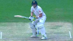 Australian Star Smith Talks About His Unusual Stance While Batting