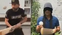 Indian Batting Legend Sachin Tendulkar Adds Twist To Yuvraj Singh S Challenge