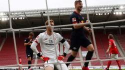 Timo Werner Scored Hattrick For Leipzig Against Mainz In Bundesliga Match