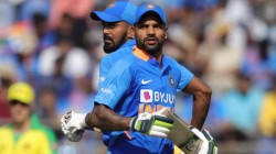 Shikhar Dhawan Talks About His Competition With Kl Rahul For Opener S Spot In T20 Team