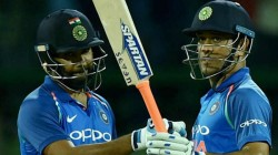 Rohit Recalls How Ignoring Dhoni Strategy Helped Him To Score Double Century In Odi