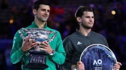 Djokovic And Thiem Playing Tennis Tournament In June
