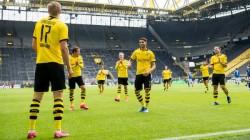 Bundesliga Restarts In Germany As Dortmund And Wolfsburg Wins