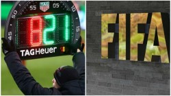 Fifa Allow Up To Five Substitutions Per Team