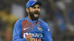 Kohli Sledges Bowler When He Bowls A Good Ball Says Al Amin Hossain