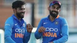 Indian Captain Virat Kohli Settles Team S Best Fielder Debate