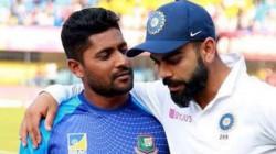 Bangladesh Player Imrul Kayes Recalls How He Countered Indian Captain Virat Kohli S Sledge