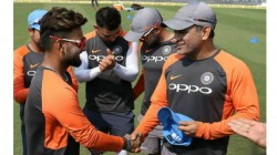 Pant Was Groomed As Dhoni S Replacement Now He Serving Water Says Nehra