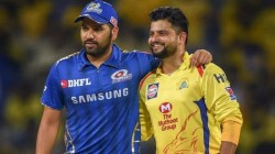 Rohit And Raina Picks Combined Mumbai Indians Chennai Super Kings Xi