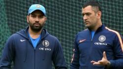 Rohit Sharma Has Learned Captaincy From Ms Dhoni Says Ambati Rayudu